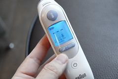 BRAUN ThermoScan7 Thermometer