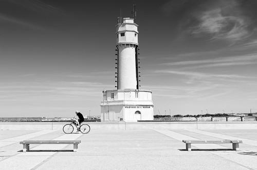 Anglet lighthouse
