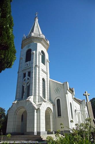 Santuário de Nossa Senhora dos Milagres - São João da Madeira - Portugal 🇵🇹