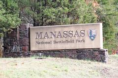 Manassas Battlefield Park, Virginia