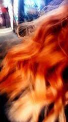 my hair & the city