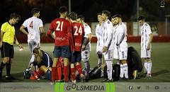 UD Juventud Barrio del Cristo 2-3 Rayo SAB CF (Eleuterio Sánchez)