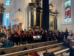 2019.12 Kirchenkonzert mit Gospel