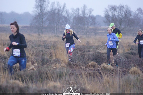 Bargerveen Kika Wintertrailrun 2019