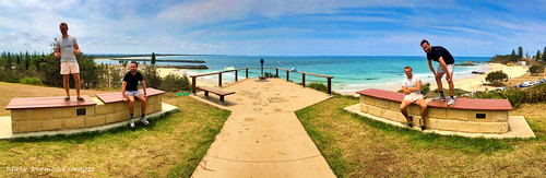 Lions Park Lookout, Town Beach, Port Macquarie, Mid North Coast, NSW