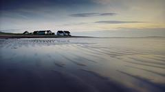 Houses on the water — Natashquan