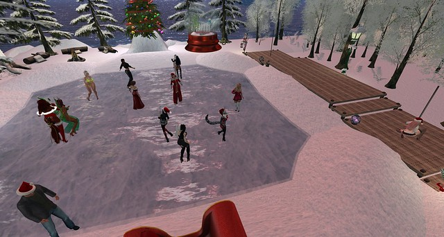 Christmas Party with DJ Tana