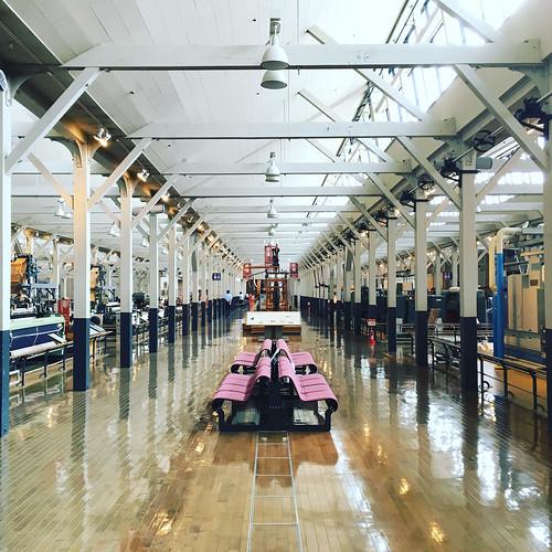 Textile Machinery Pavilion 繊維機械館