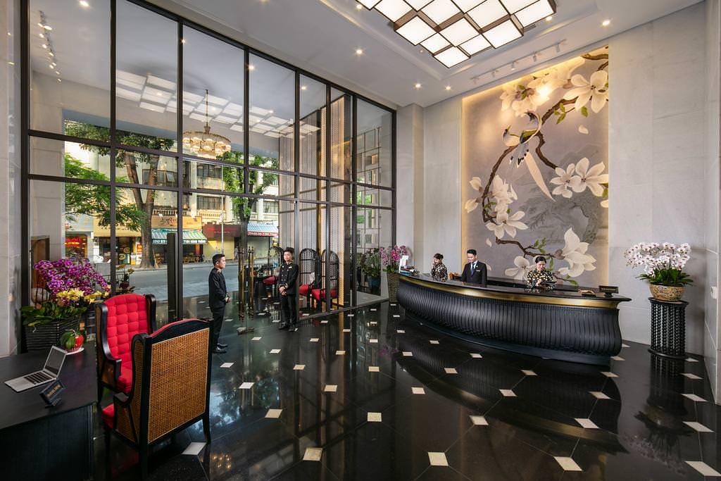 The Oriental Jade Hotel 1