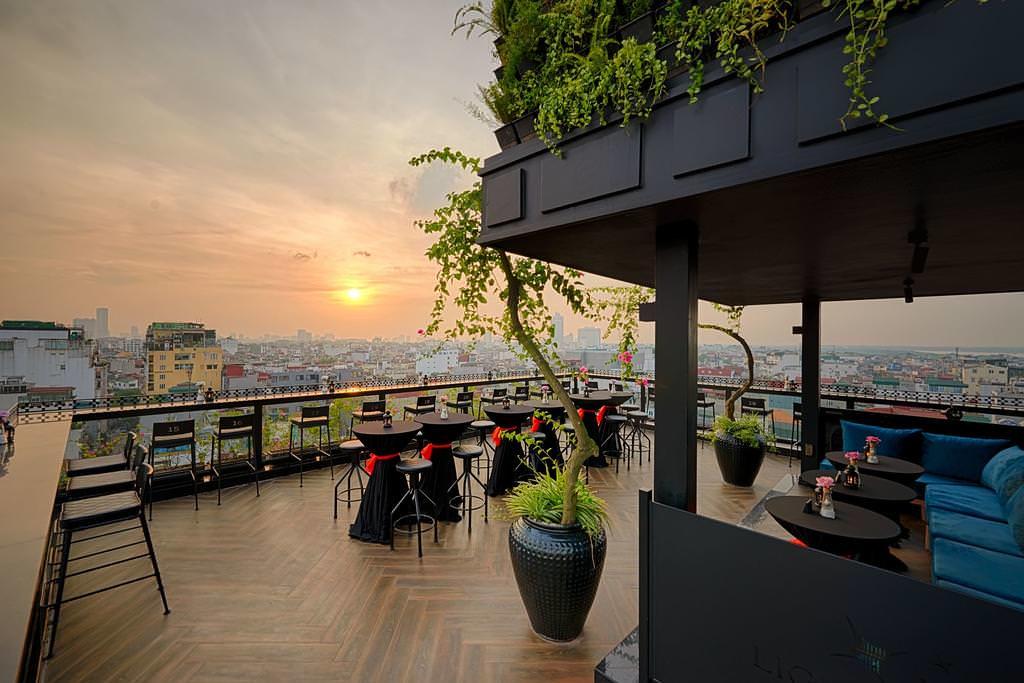 Hanoi La Siesta Premium Hang Be 5