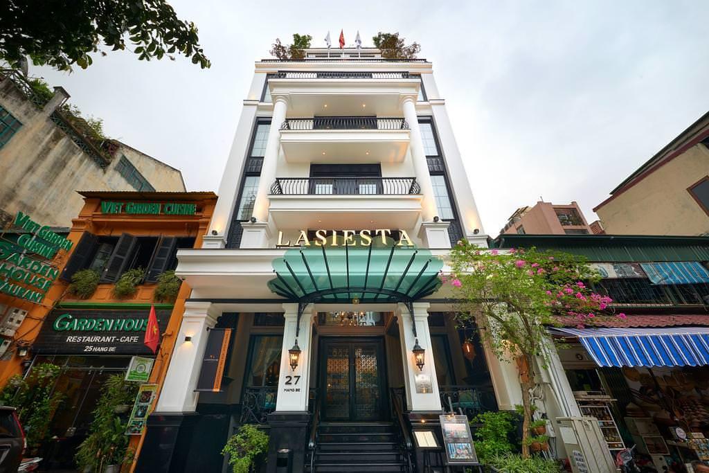 Hanoi La Siesta Premium Hang Be 1