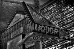 Beer & Pool.