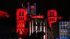 Lyon fête des lumières - Lyon festival of lights