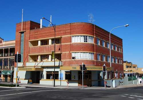 The Knickerbocker Hotel, NSW.