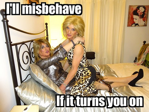 I'll misbehave