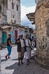 Tea Drinkers, Yemen