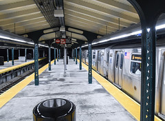 Reopening of Astoria Blvd (N, W) Station