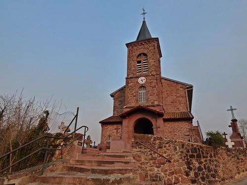 Eglise Saint Laurent...Ispoure