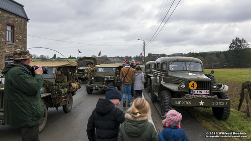 Manhay 2019 The Battle of the Bulge - 75th Anniversary