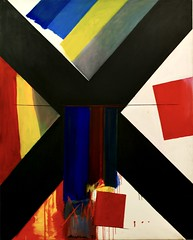 The Large X - III (1972) - António Charrua (1925-2008)