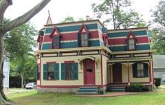 B. F. Brown House, Kingston RI