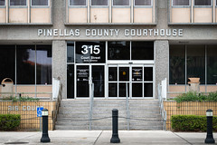Pinellas County Courthouse, Clearwater, Florida