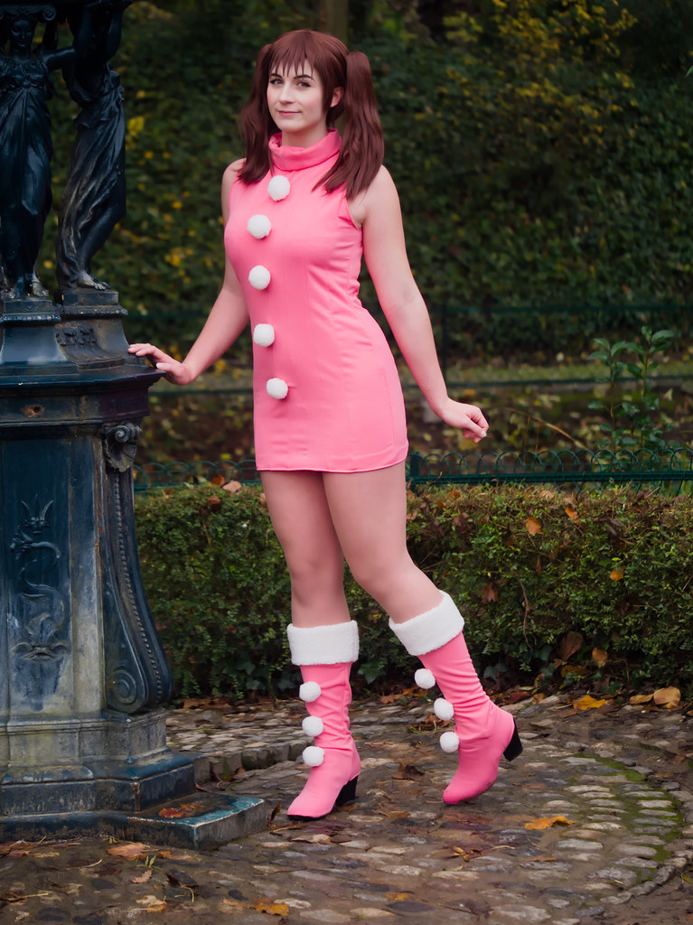 related image - Shooting Diane - Seven Deadly Sins - Jardin Royal - Toulouse -2019-11-30- P1955354