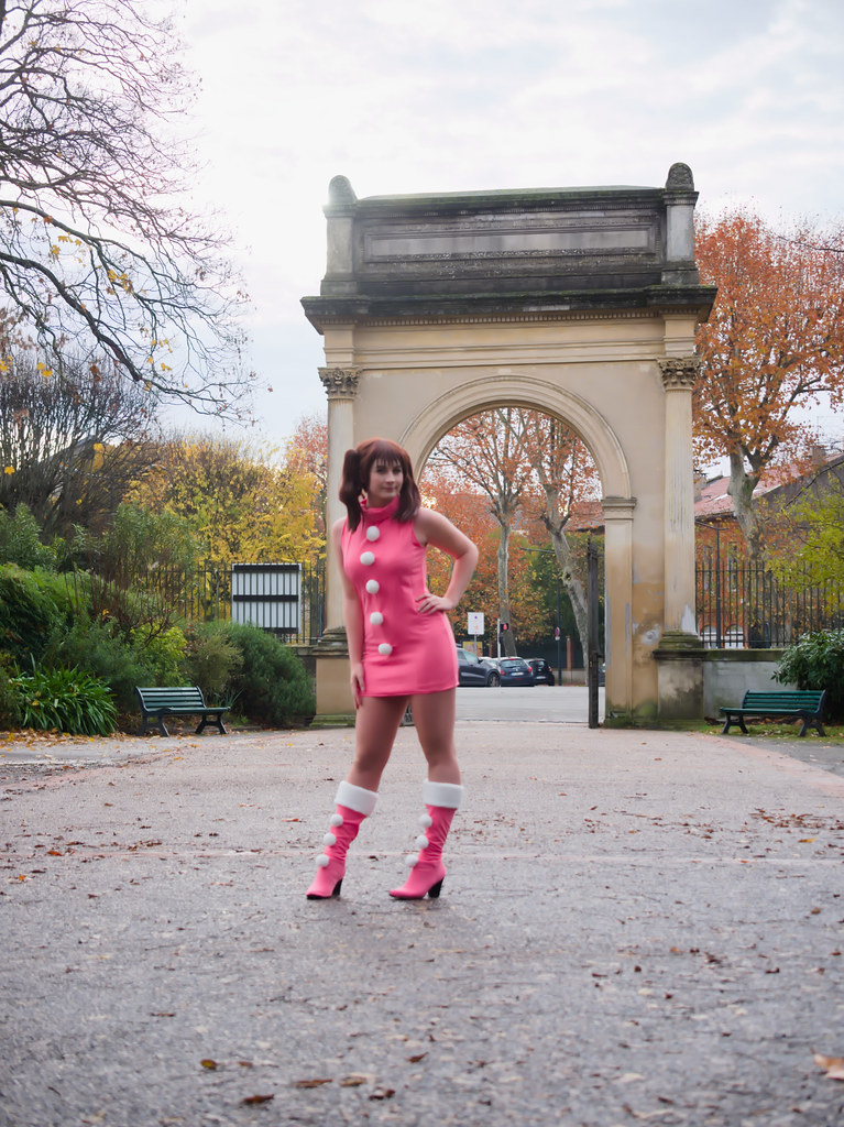 related image - Shooting Diane - Seven Deadly Sins - Jardin Royal - Toulouse -2019-11-30- P1955359