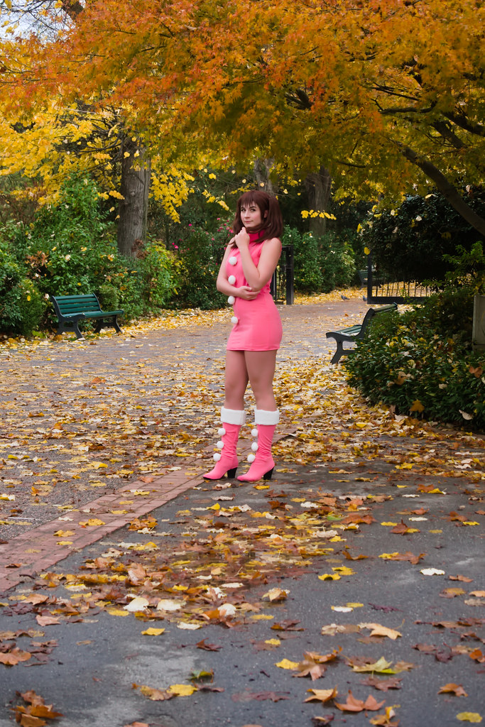 related image - Shooting Diane - Seven Deadly Sins - Jardin Royal - Toulouse -2019-11-30- P1955334