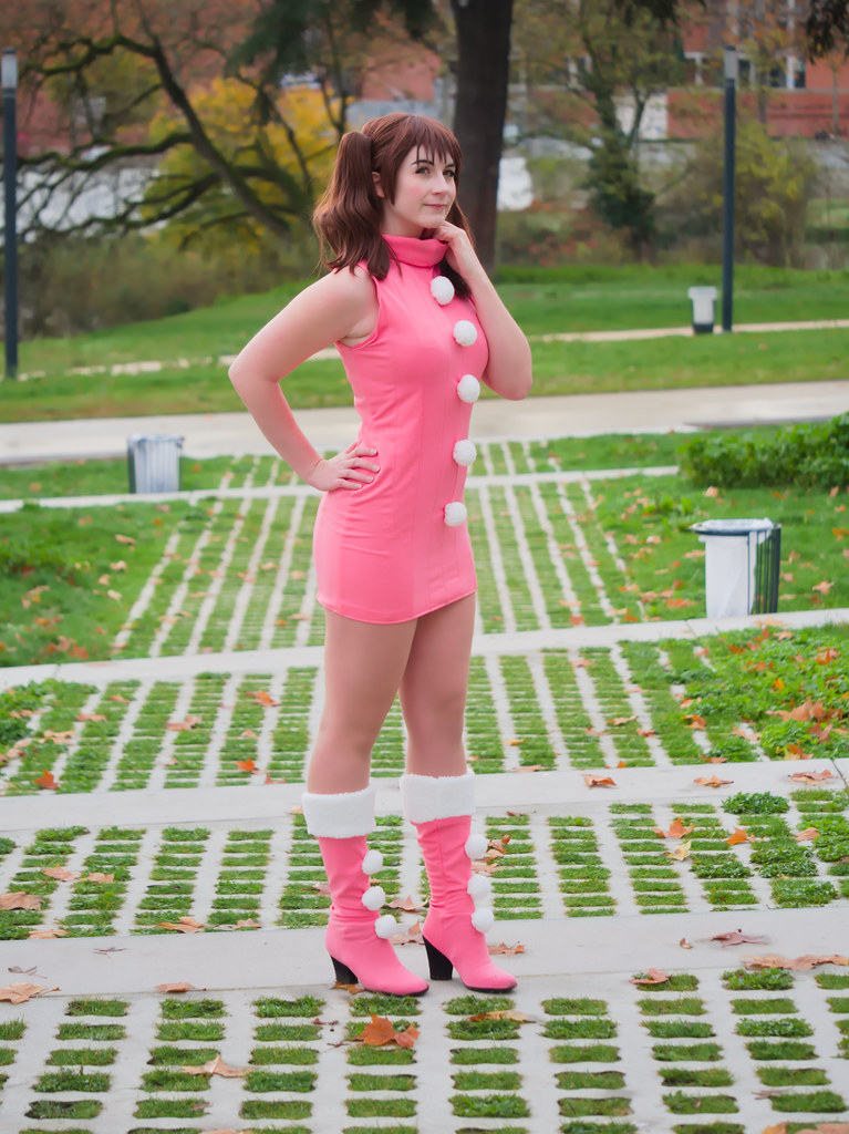 related image - Shooting Diane - Seven Deadly Sins - Jardin Royal - Toulouse -2019-11-30- P1955365