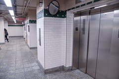 Reopening of 168 St (1) Station