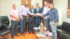 Gobierno entrega recursos a productores de seis provincias; cumple compromisos asumidos por Danilo Medina en Visitas Sorpresa