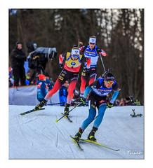 Biathlon Annecy/Le grand Bornand 2019