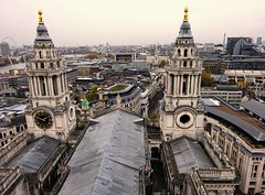 View from St Paul's