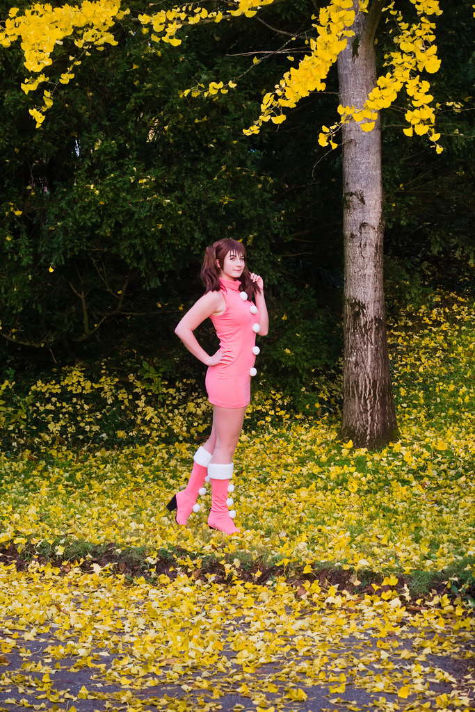related image - Shooting Diane - Seven Deadly Sins - Jardin Royal - Toulouse -2019-11-30- P1955325