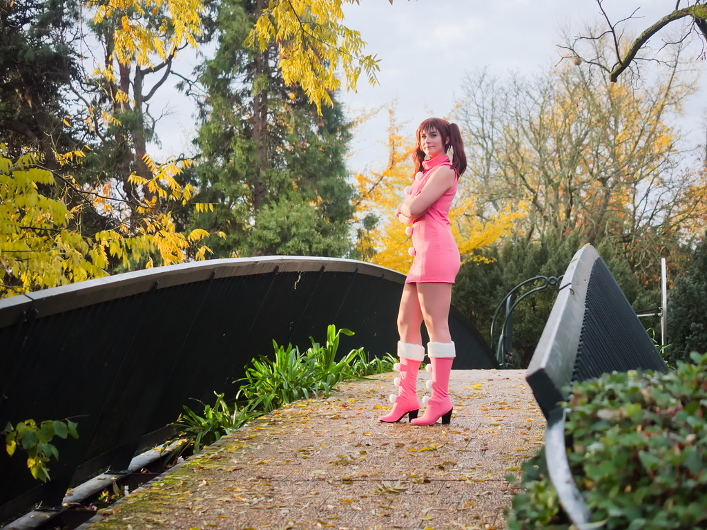 related image - Shooting Diane - Seven Deadly Sins - Jardin Royal - Toulouse -2019-11-30- P1955310