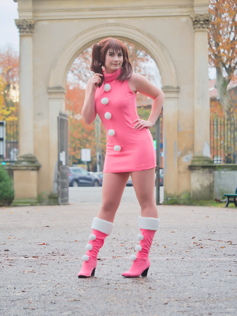 related image - Shooting Diane - Seven Deadly Sins - Jardin Royal - Toulouse -2019-11-30- P1955361