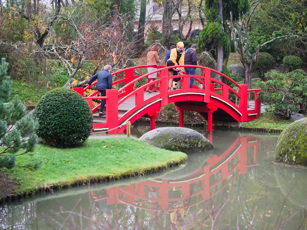 related image - Shooting Demon Slayer Kimetsu no yaiba - Zenitsu Agatsuma - Jardin Japonais - Toulouse -2019-12-01- P1955775