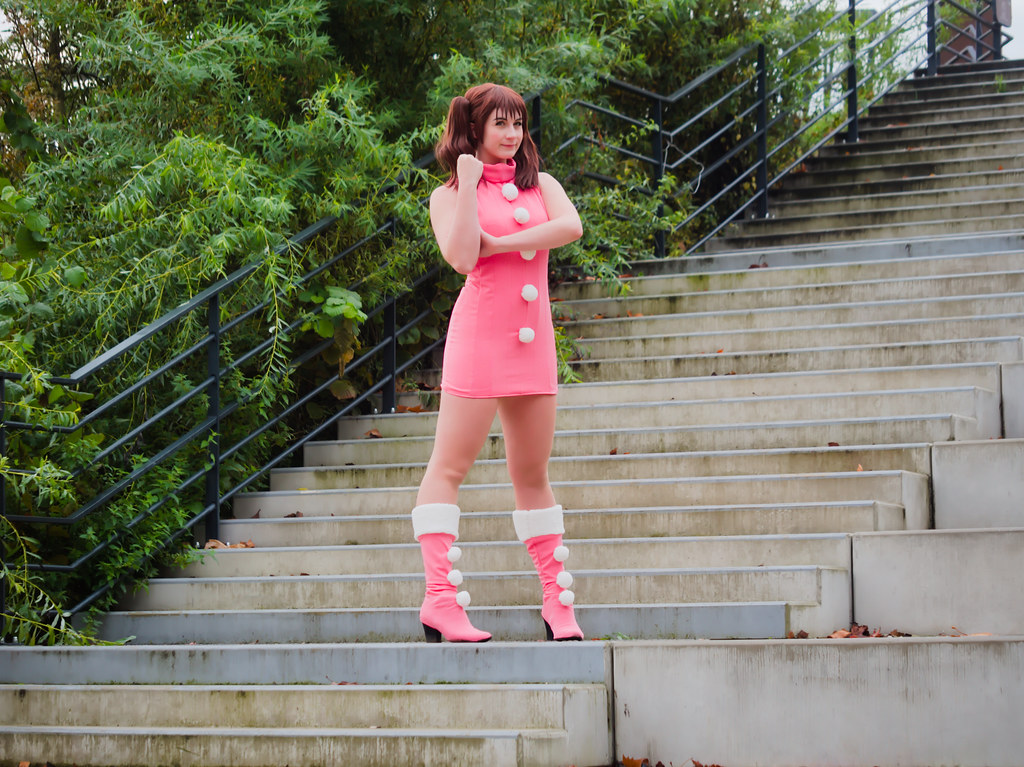 related image - Shooting Diane - Seven Deadly Sins - Jardin Royal - Toulouse -2019-11-30- P1955380