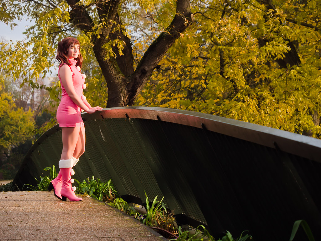 related image - Shooting Diane - Seven Deadly Sins - Jardin Royal - Toulouse -2019-11-30- P1955317