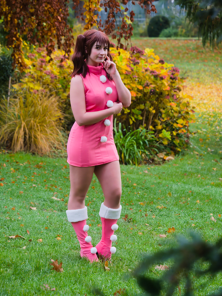 related image - Shooting Diane - Seven Deadly Sins - Jardin Royal - Toulouse -2019-11-30- P1955331