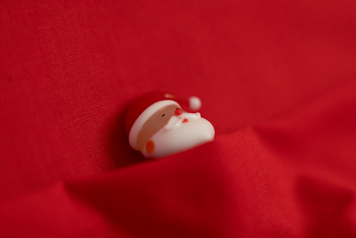 Catching some zzzzzs  (Christmas whimsy #3)