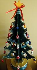 Adelaide. Mitcham. Musical Christmas tree.