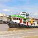 Chao Phraya River Transport in Bangkok 11.9.2019 2373