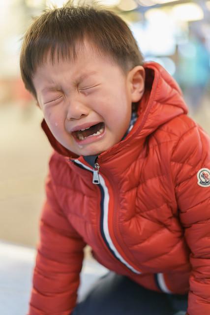 Cry@Christmas Eve