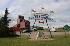 2019, Kanada/USA, 19.Tag, Edmonton, Dawson Creek, Alaska Highway