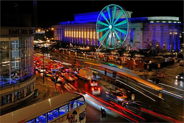 Lime Street lights
