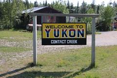 2019, Kanada/USA, 21.Tag, Alaska Highway, Watson Lake