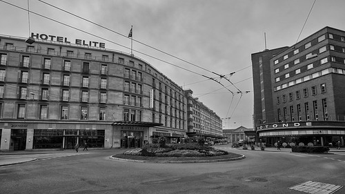 Biel/Bienne – General Guisan Square