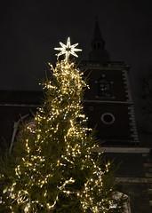 St James Christmas tree